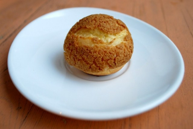 Cách làm bánh su kem vỏ giòn xù – Graquelin