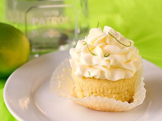 Margarita cupcake cho ngày nóng sảng khoái