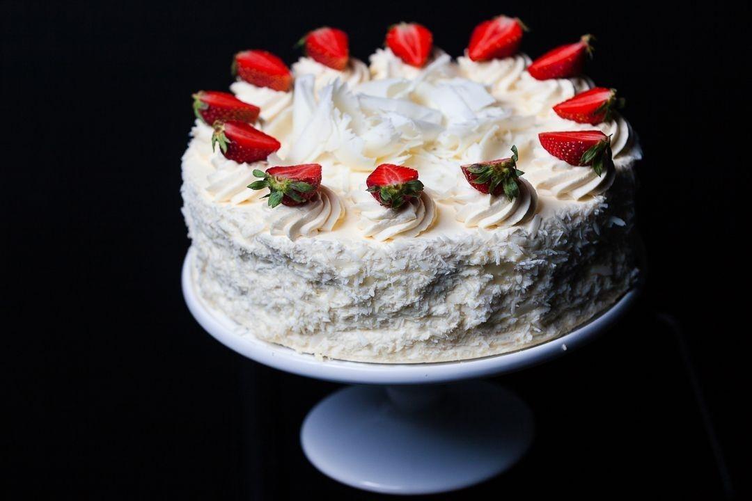 Strawberry Shortcake - Bánh kem dâu vừa ngon vừa đẹp mắt