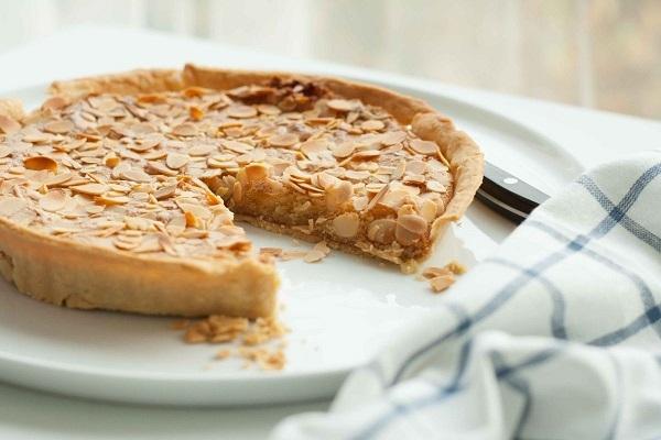 Cách làm bánh Bakewell Tart cho tín đồ mê đồ ngọt