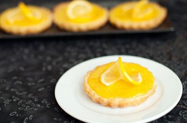 Học cách làm bánh tart chanh vàng ngon mê ly