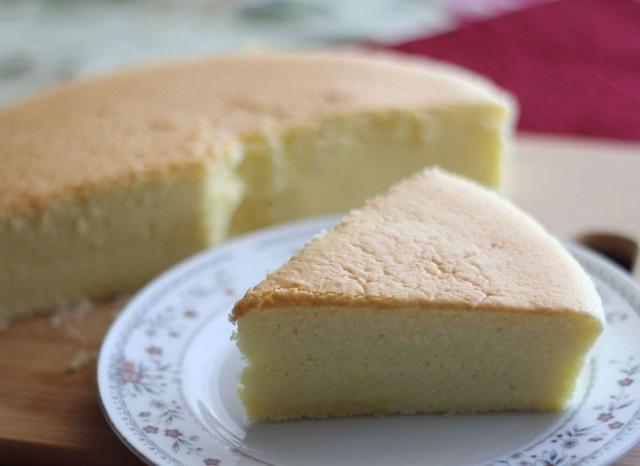Học nhanh cách làm bánh bông lan chay không thể chối từ