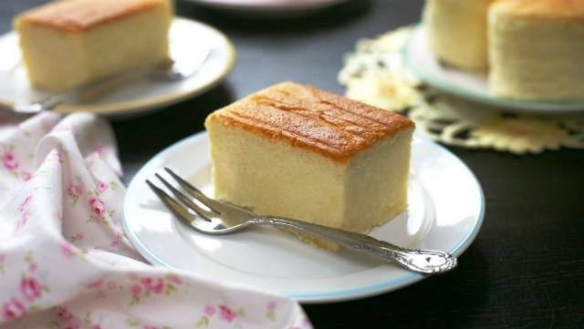 Cách làm bánh bông lan phô mai nhật bản ngon khó cưỡng