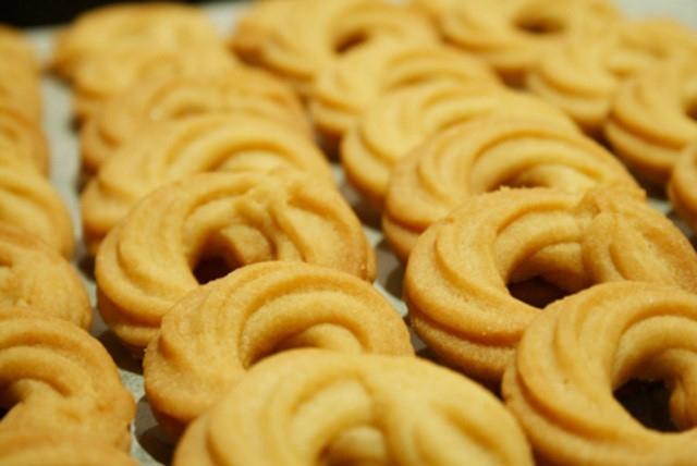 Vào bếp với cách làm bánh quy bơ thơm lừng