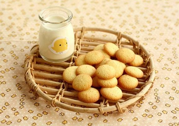 Cách làm bánh quy sữa bằng lo vi sóng đơn giản chỉ trong 30 phút