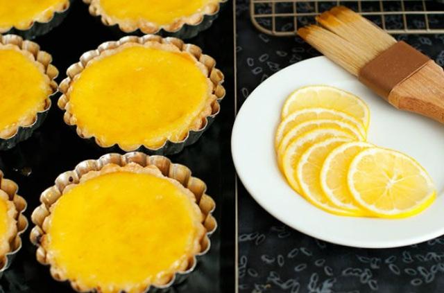Cách làm bánh tart cam chua ngọt ngon khó cưỡng