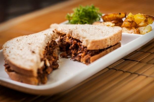 Cách làm bánh sandwich bò bao sang chảnh