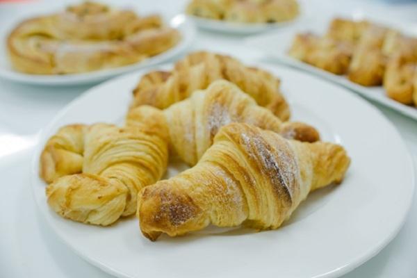 Công thức làm bánh mì sừng bò (croissant) bất bại
