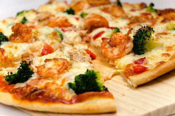 Cách làm bánh pizza mini vừa xinh vừa ngon khỏi chê