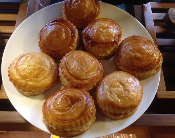 Cách làm bánh pateso chay bổ dưỡng ăn là ghiền