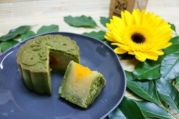 Cách làm bánh trung thu trà xanh siêu bắt vị