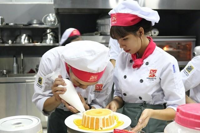 Học làm bánh ở trường nào tốt tại Nha Trang - Khánh Hòa?