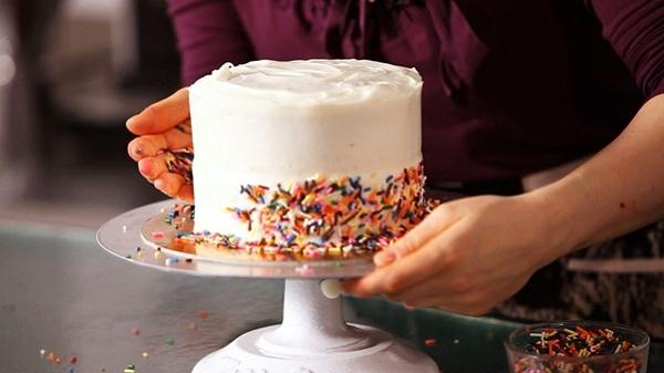 Cách làm bánh kem sữa tươi đơn giản tại nhà
