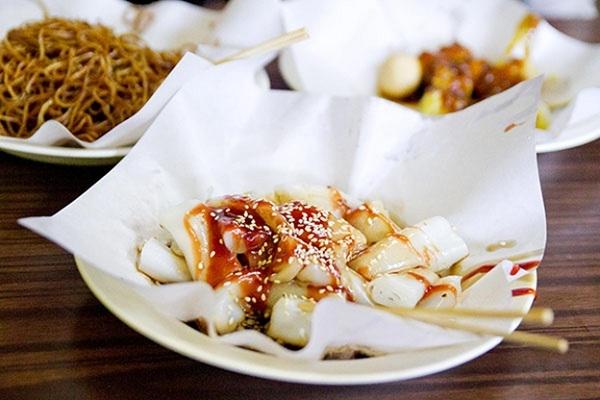 Cách làm bánh gạo truyền thống của Hàn Quốc