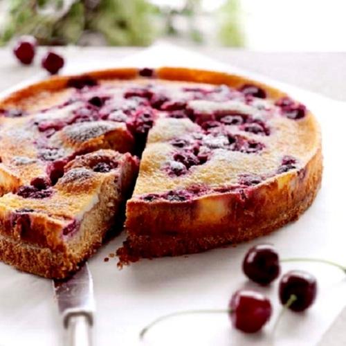 Cách làm bánh hoa anh đào vừa ngon vừa đẹp mê li