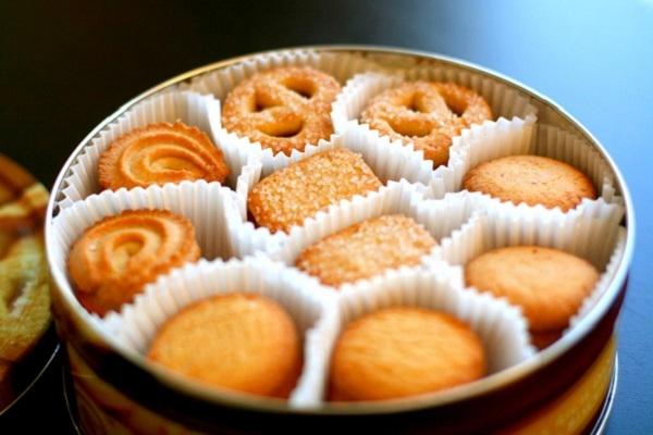 Cách làm bánh quy bơ danisa cực thơm ngon