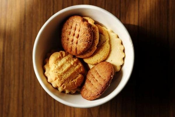 Hướng dẫn cách làm bánh quy cực kì đơn giản