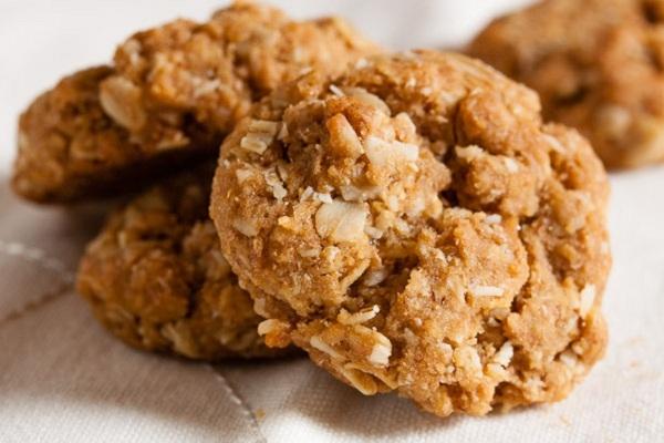 Học ngay 4 cách làm bánh quy yến mạch cực đơn giản