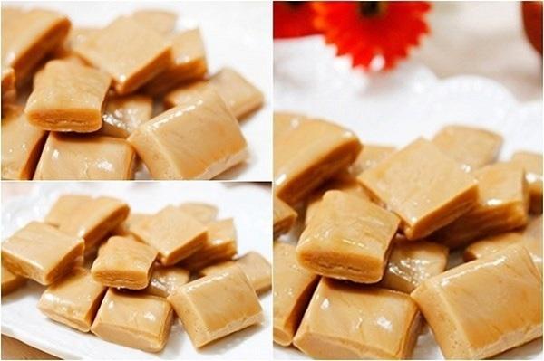 Cách làm kẹo dừa dẻo ngon đậm đà hương vị bến tre