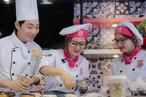 Địa Chỉ Học Làm Bánh Ở Hà Nội uy Tín