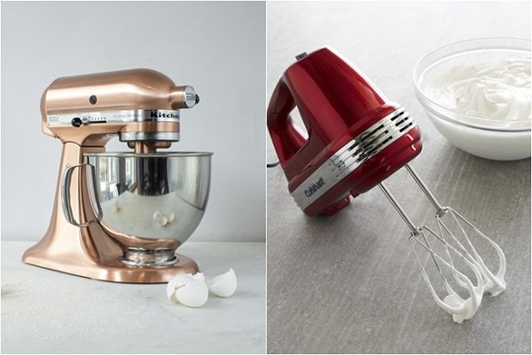Kinh nghiệm lựa chọn và sử dụng máy đánh trứng cho đầu bếp bánh