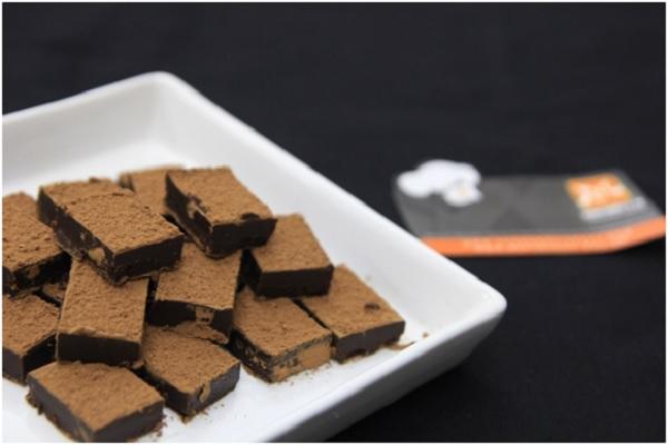 Mách bạn bí quyết làm Nama Chocolate ngon tuyệt