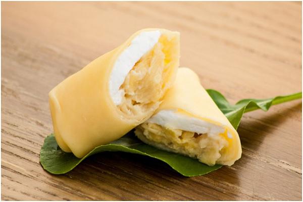 Mùa sầu riêng đã tới, tham khảo ngay những món bánh thơm tuyệt đỉnh