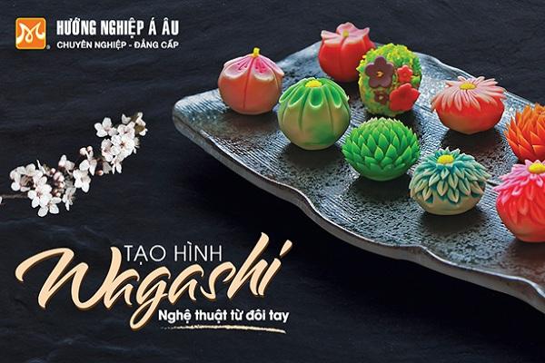 Khám phá nghệ thuật tạo hình Wagashi – Nghệ thuật từ đôi tay