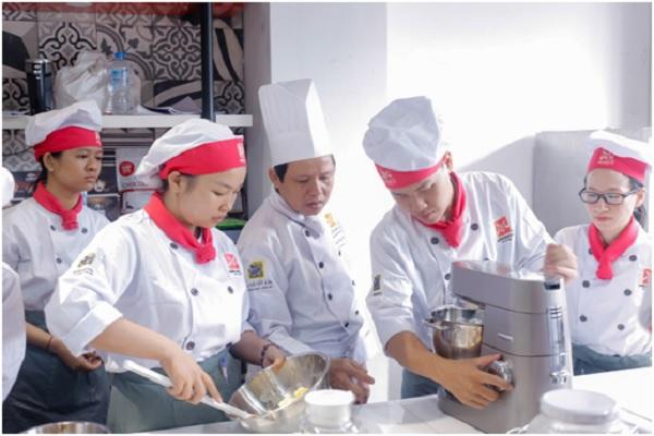 Lớp học làm bánh ở Vũng Tàu, những địa chỉ nên lựa chọn