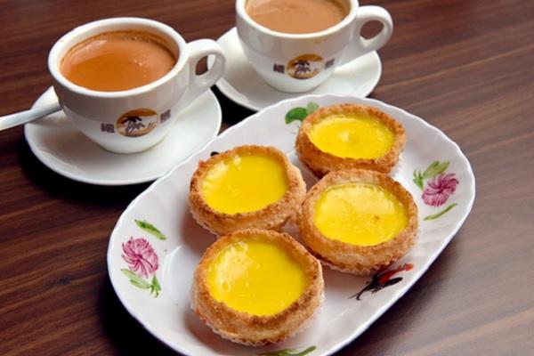 Cách làm tart trứng hong kong ngon không cưỡng nổi