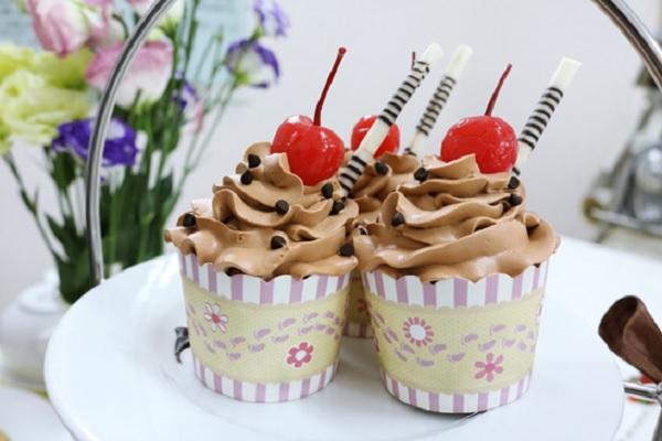 Cách làm bánh cupcake sinh nhật nhanh chóng, đơn giản