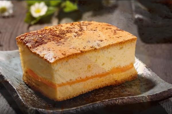 Cách làm bánh bông lan phô mai Đài Loan – ăn là ghiền