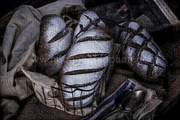 Bật mí công thức làm bánh mì đen bổ dưỡng