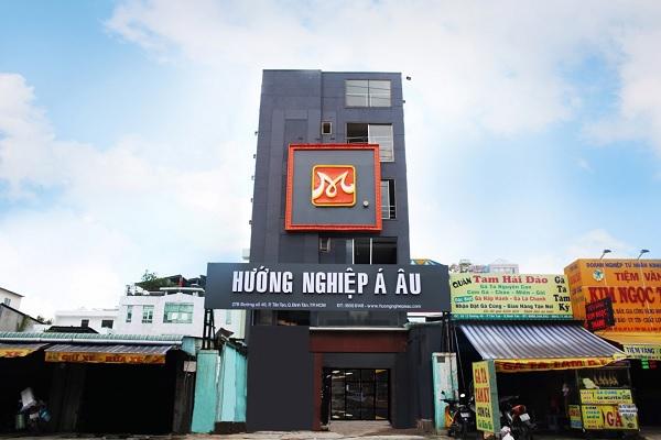 Khai trương chi nhánh Bình Tân: HNAAu mở rộng cơ hội học nghề