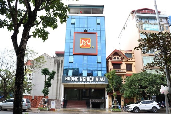 Hướng Nghiệp Á Âu khai trương chi nhánh thứ 18 tại Hà Nội