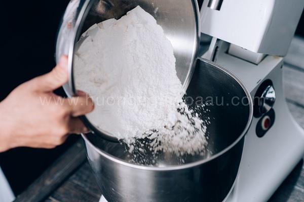 Bí quyết xử lý các lỗi với bột mì khi làm bánh không thể bỏ qua