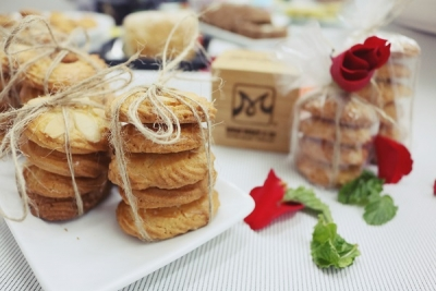 Cách làm bánh quy