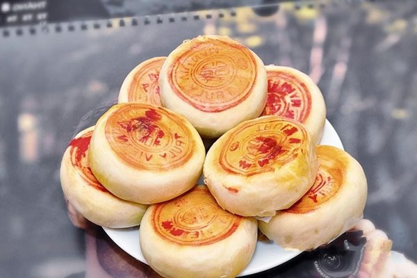 bánh pía truyền thống thơm ngon