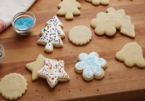 Trang trí bánh quy