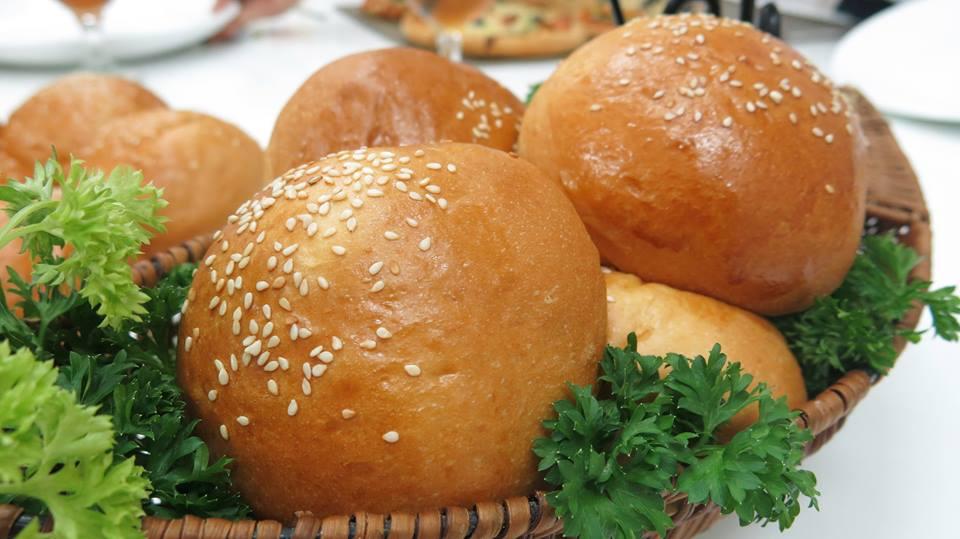 cach lam banh Hamburger