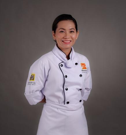 Cô Trịnh Cẩm Linh – Giảng viên Bếp Bánh