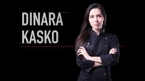 Dinara Kasko - Nữ đầu bếp làm bánh