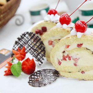 Học làm bánh bông lan cuộn thơm ngon đơn giản