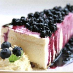 Học làm bánh cheese cake Việt Quất