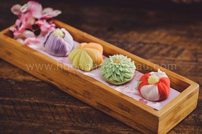 Học Làm Bánh Nhật Bản