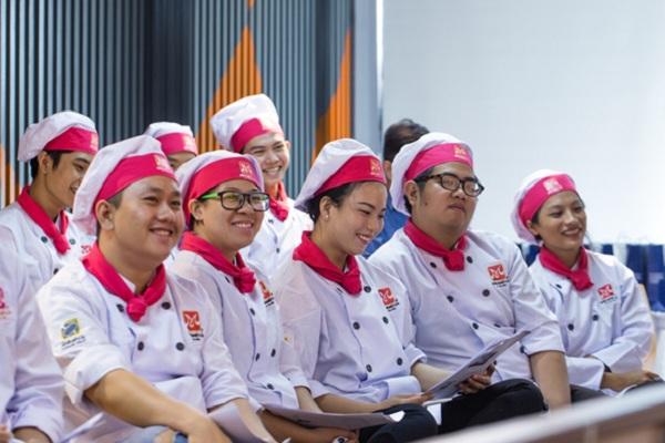 Học tiếng Anh nghề bếp tại Hướng Nghiệp Á Âu