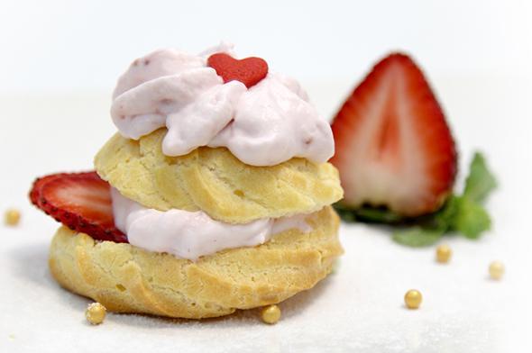 hướng dẫn cách làm bánh su kem (bánh choux)