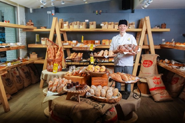 kinh doanh bánh trên Instargam