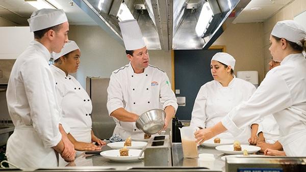 Du học nghề làm bánh ở Úc