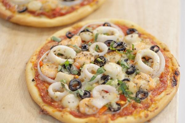 Pizza nướng